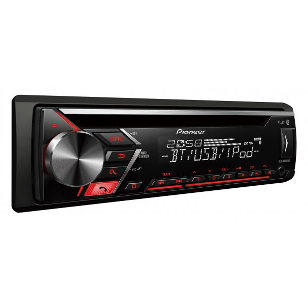 Pioneer DEH-S4000BT CD/Bluetooth/USB