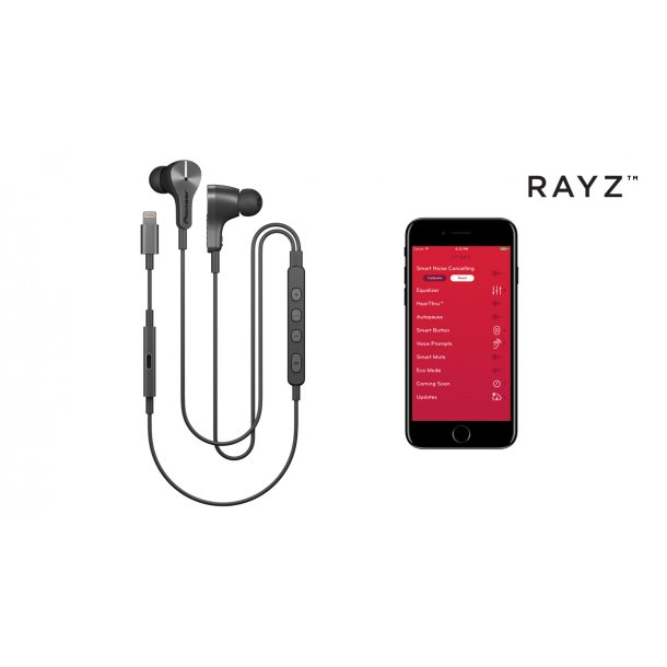 Pioneer Rayz Plus In-Ear hovedtelefoner